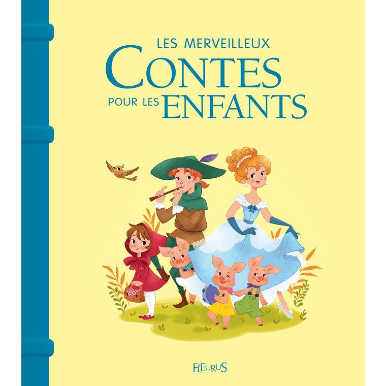 Les Merveilleux Contes Pour Les Enfants Des Editions Fleurus Livres Et Jeux Pour Enfants Autres Marques Maison Botanic