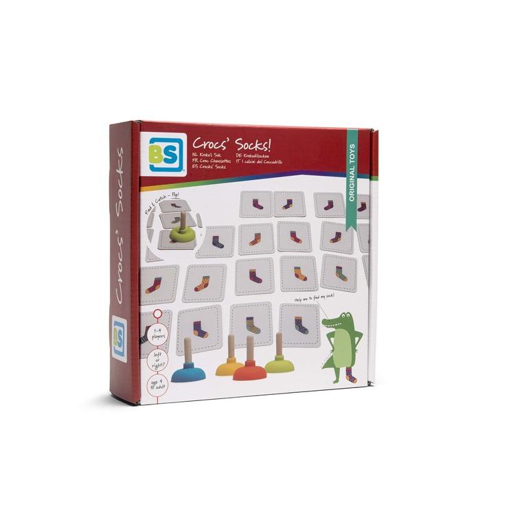 Jeu Crocs Socks 4 Ans Et Livres Et Jeux Pour Enfants Bs Toys Maison Botanic