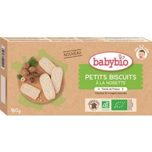 Petits Biscuits à la Noisette - 160 gr 601195