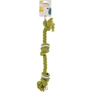 Jouet pour perroquet en corde de taille S 605766