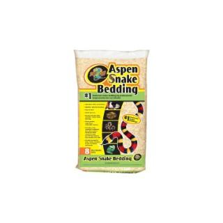 Litière pour reptile Aspen Serp. Le sac de 8,8 L 606402