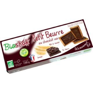 Petit beurre chocolat noir bio – 150 gr 60675