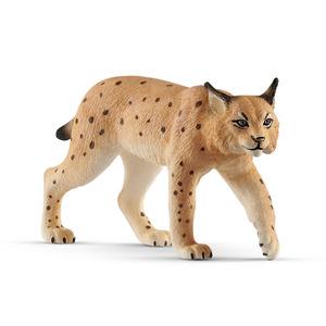 Figurine Lynx plastique 9,2x5x3 cm à partir de 4 ans 607224