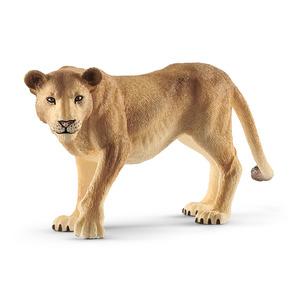 Figurine Lionne  plastique 11,6x5,3x4 cm à partir de 4 ans 607226