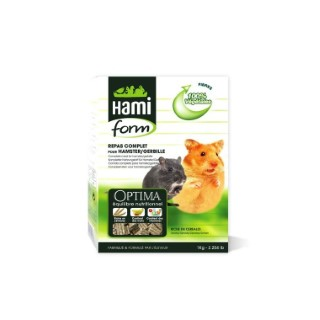Repas complet hamster Hamiform 1 kg 609525