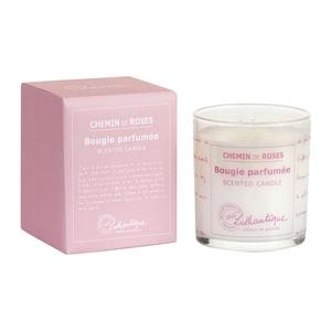 Bougie parfumée Chemin de Rose - 140 gr 610901