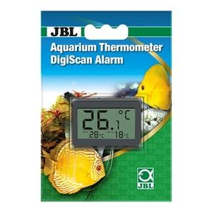 Thermomètre d'aquarium numérique digiscan A noir 5 x 3,5 cm 611545