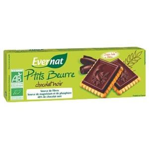 P'tits beurre au chocolat noir bio 150 g 611577