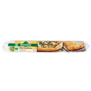 Pâte à tarte feuilletée Bonneterre 250 g 611584