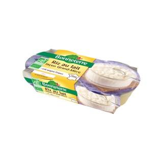 Riz au lait Bonneterre 2 x 140 g 611587