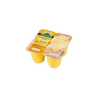Crème dessert à la vanille Bonneterre 400 g 611590