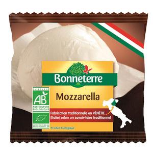 Mozzarella di bufala AOP Bonneterre 125 g 611611