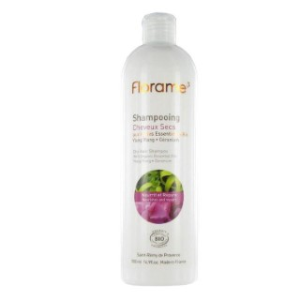 Shampoing Crème Cheveux secs tube 200 ml marron 611643
