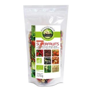 Mélange 7 superfruits bio en sachet de 125 g 611679