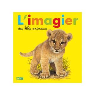 L'Imagier Des Bébés Animaux Images et Mots 3 ans Éditions Lito 612292