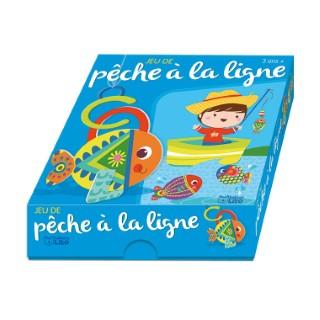 La Pêche à la Ligne Ma Boîte à Jeux 3 ans Éditions Lito 612300