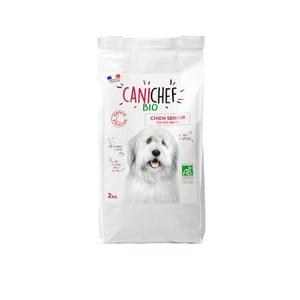 Croquettes pour chien senior bio en sac de 2 kg 612433