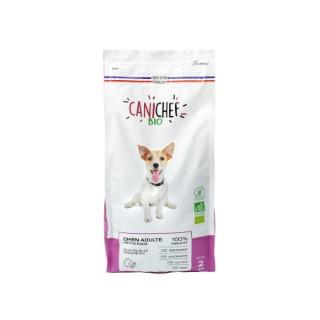 Croquettes pour chien de petite race bio sans céréales en sac de 2 kg 612436