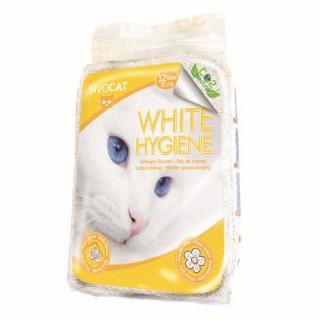 Litière minérale blanche Sivocat Less tracking 10,3 kg 61383