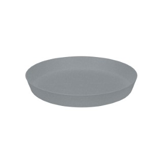 Soucoupe Loft urban Elho ciment Ø 21 cm 614809