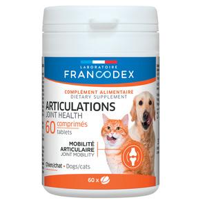 Comprimés pour articulations du chien et du chat x 60 615296