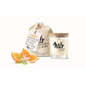 Bougie parfumée bio NAO, fleur d'oranger, 84x75x105 cm 615352