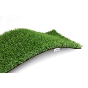 Gazon synthétique vert Supertouch - L2m x l3m x H3,5cm 615496