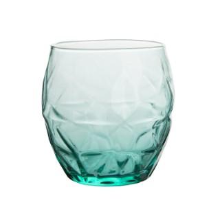 Gobelet Oriente 40 cl en verre coloris vert 616056