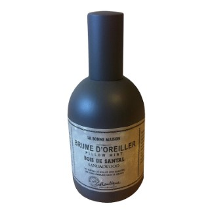 Brume d'oreiller senteur Bois de santal – 100 ml 61625