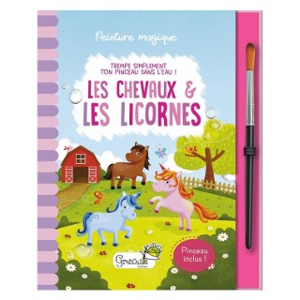 Les chevaux  les licornes. Editions Grenouille 622720