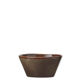 Bol en céramique Noah marron Ø 13,5cm 622765