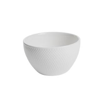Bol en porcelaine blanche Ø 14 cm 623946