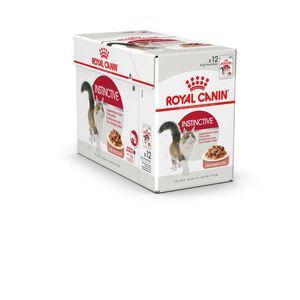 Sachet en sauce Royal Canin chat instinctive 12x85g 624731