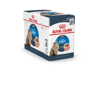 Sachet Royal Canin chat ultra light 12x85g 624733