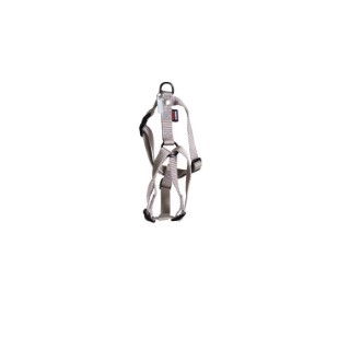 Harnais réglable gris 25/35cm Martin Sellier 626686