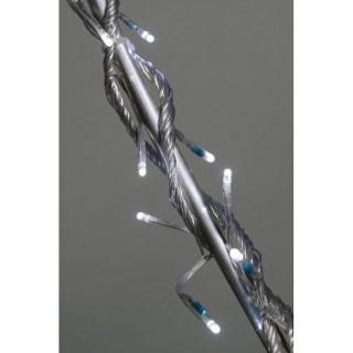 Guirlande Flicker lumineuse blanche 8 mètres 628425
