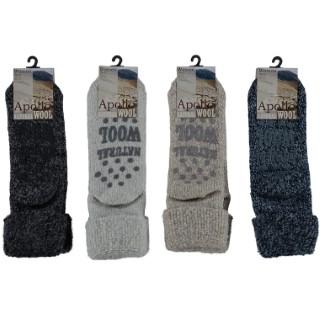 Chaussette d'intérieur en laine 39-42 634963