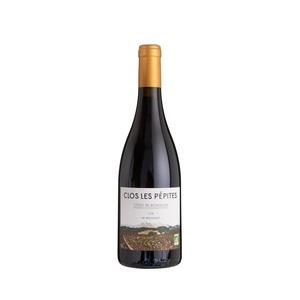 Vin rouge bio Clos des pépites AOC Roussillon. La bouteille de 75 cl 635331