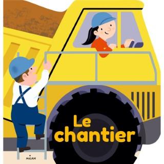Le Chantier Mes Docs en Forme 3 à 6 ans Éditions Milan 635782