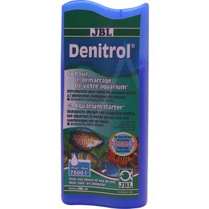 Bactéries pour aquarium Denitrol. Le flacon de 100 ml 63646