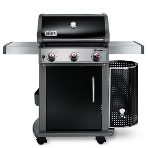 Barbecue à gaz Weber Spirit Premium E-310 noir 63721