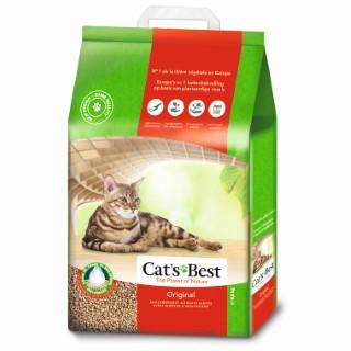 Litière végétale Cat's Best Original 20 litres 641326