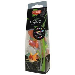 Galets multicolores phosphorescents décoratifs 170 g 647533