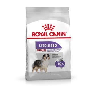 Croquettes Royal Canin Medium Sterilised. Le sac de 9 kg 647678