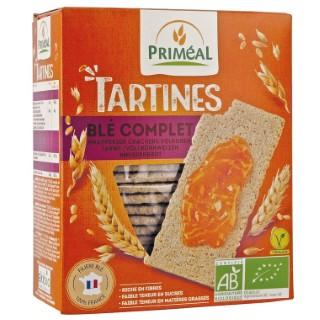 Tartine craquante au blé complet bio en boîte de 150 g 648583