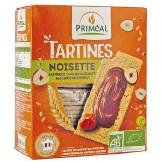 Tartine craquante au blé et noisettes bio en boîte de 150 g 648584