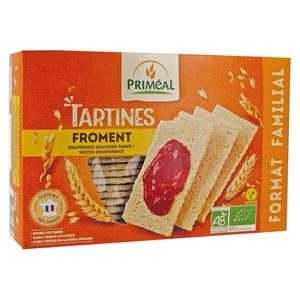Tartine craquante au froment bio en boîte de 250 g 648585