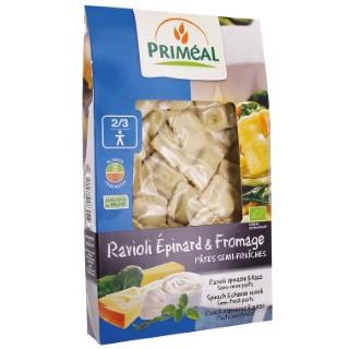 Ravioli épinard fromage bio 250 g 648588