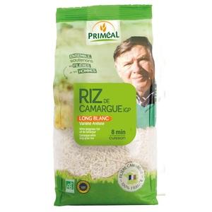 Riz long blanc de Camargue IGP bio en sachet de 1 kg 648598