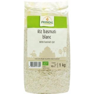 Riz basmati blanc bio en sachet de 1 kg 648601